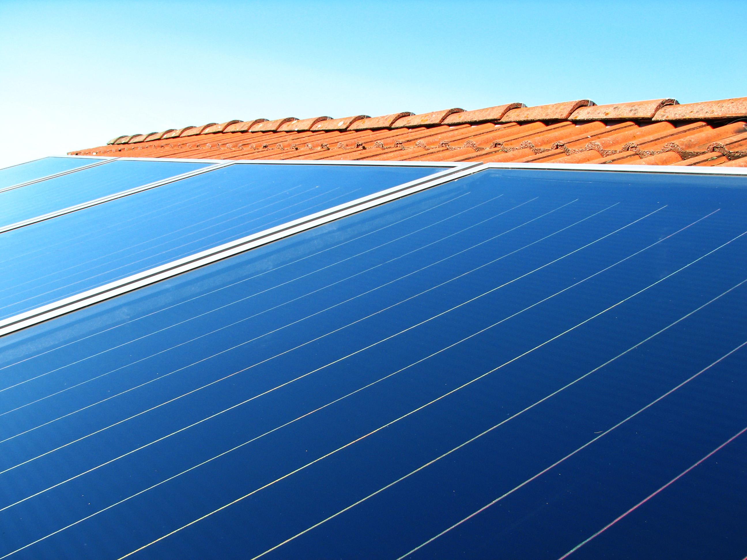 Por qu usar energ a solar termicalia mantenimientos de instalaciones de energ a solar en - Energia solar madrid ...