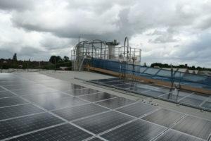 mantenimiento placas solares madrid