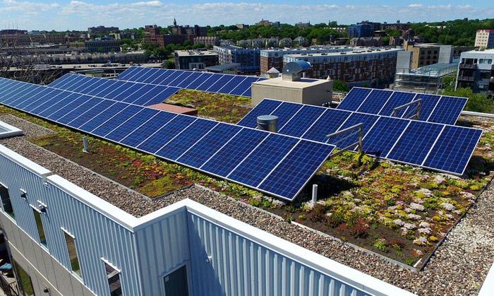 Comunidades de Vecinos energia solar