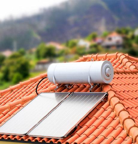 mantenimiento de instalaciones-de-energía solar térmica madrid