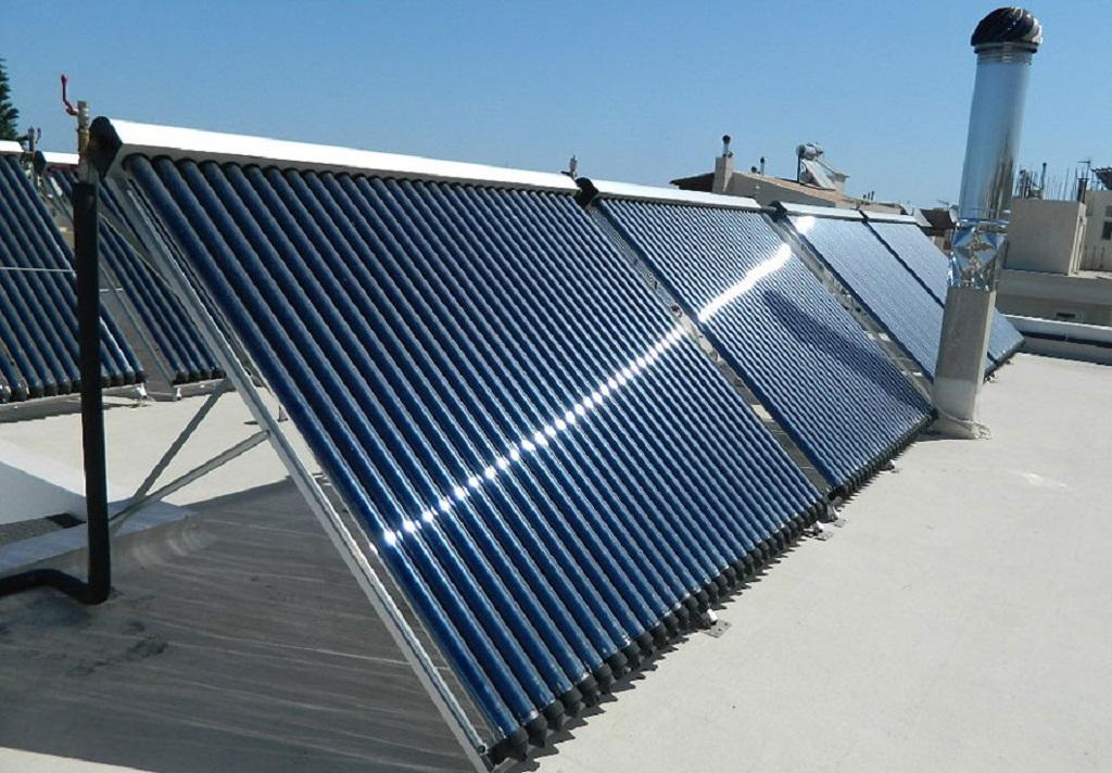 Mantenimiento de sistemas solares térmicos